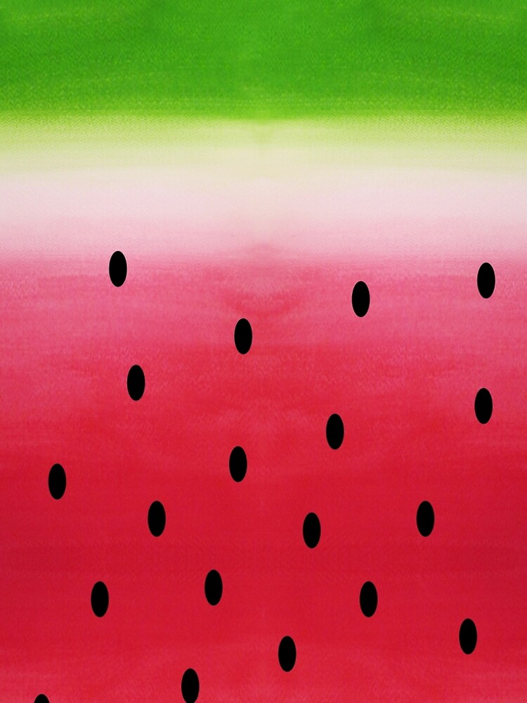 Watermelon by christinaashman