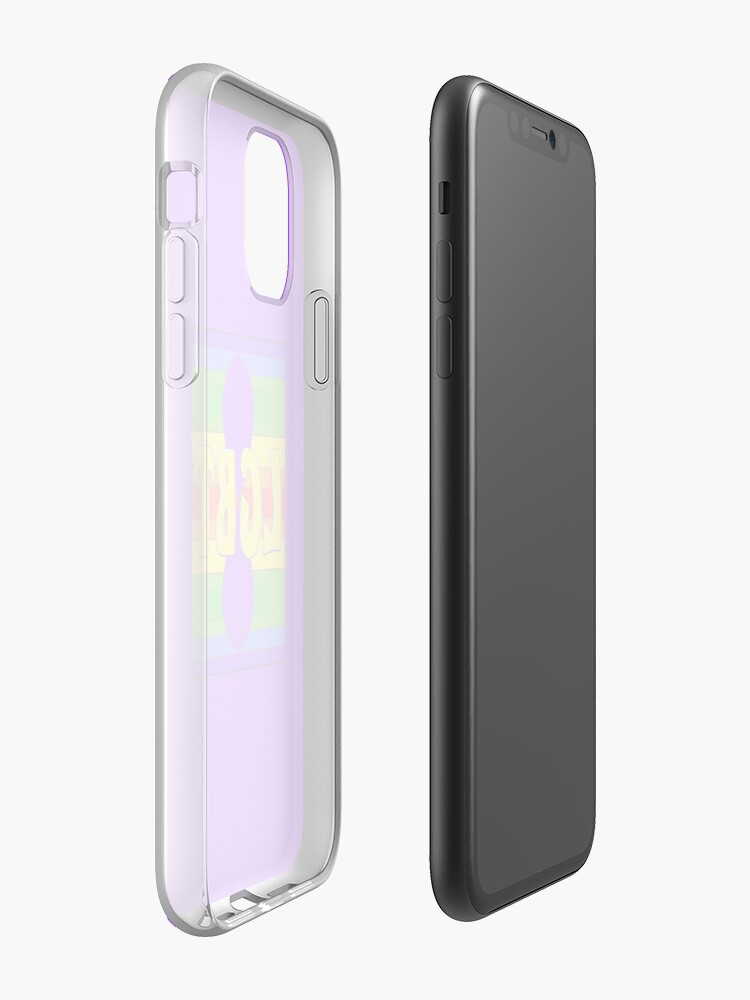 coque jean paul gaultier - Coque iPhone « LGBT », par JLHDesign