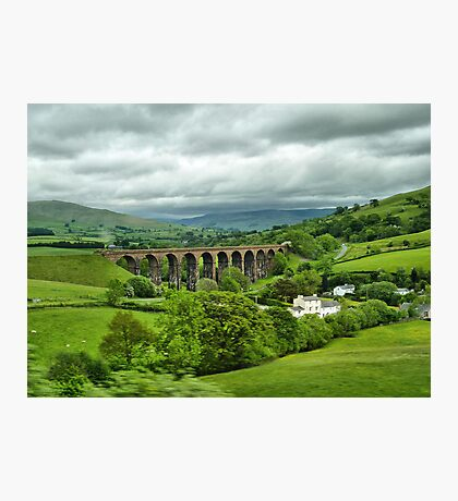 The Viaduct  Photographic Print