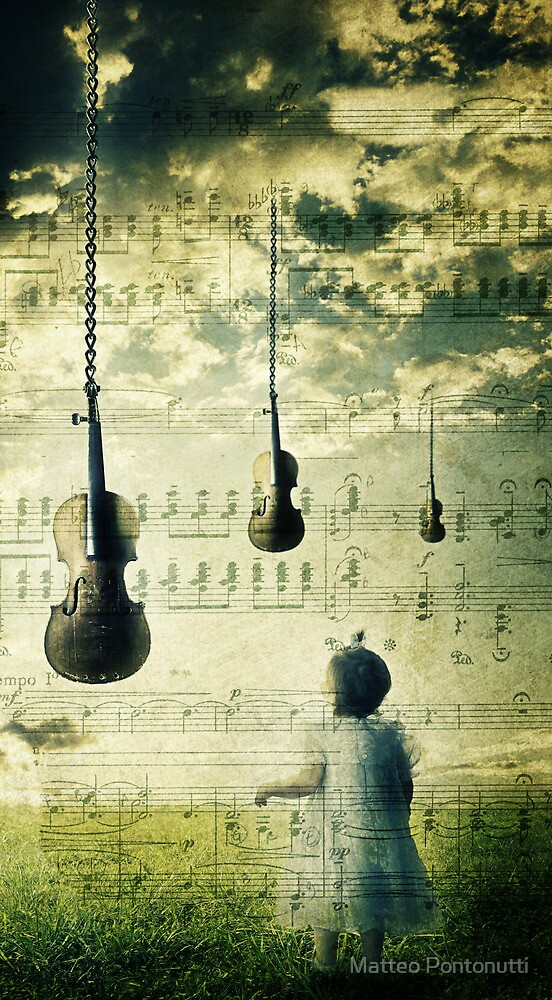 Musical Inspiration by Matteo Pontonutti