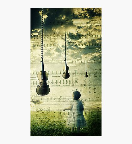 Musical Inspiration Photographic Print