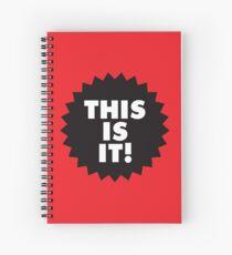 FINALLY! Spiral Notebook