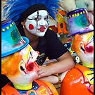 Send In The Clowns - Geelong Show by peterperfect