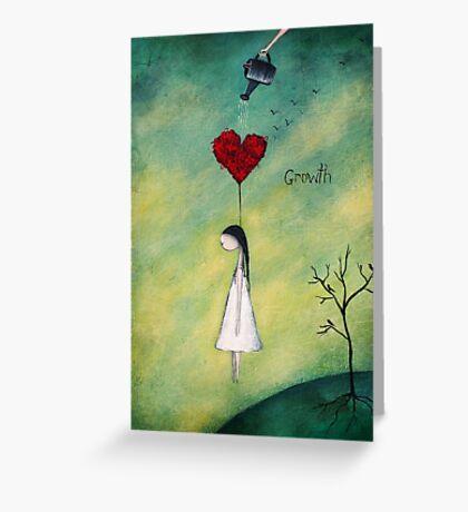Growth Greeting Card
