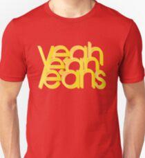 Yeah Yeah Yeahs Unisex T-Shirt