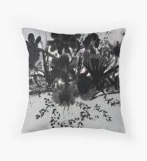 Aplomb - assuredness, cool, poise,  Throw Pillow