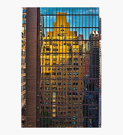 East Side Reflection Photographic Print