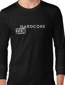 Hardcore Zen Logo Only T-Shirt or Hoodie T-Shirt