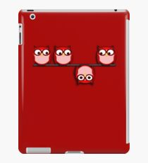 Another perspective for the owl iPad Case/Skin