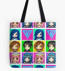 Funneh and the Krew - Anime Style Tote Bag