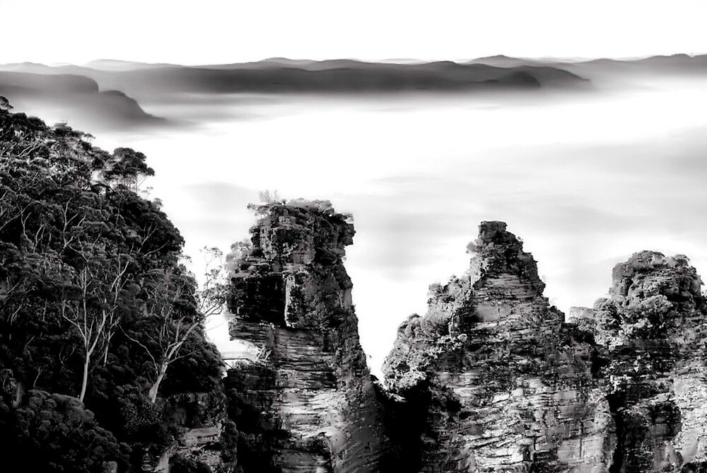 The Three Sisters by Michelle Crouch