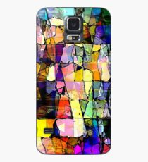 Abstract Spectral Layers Case/Skin for Samsung Galaxy