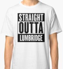 Camiseta clásica Straight Outta Lumbridge