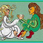 Celtic love by goanna