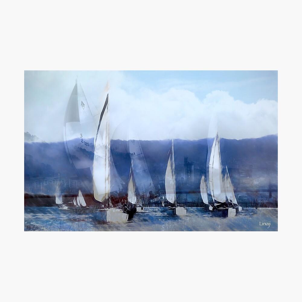 I Dream of Sailing Photographic Print