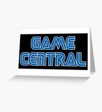 GC - Sega Style Greeting Card