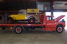1970 International C1600 Tilt Tray Tow Truck by Joe Hupp