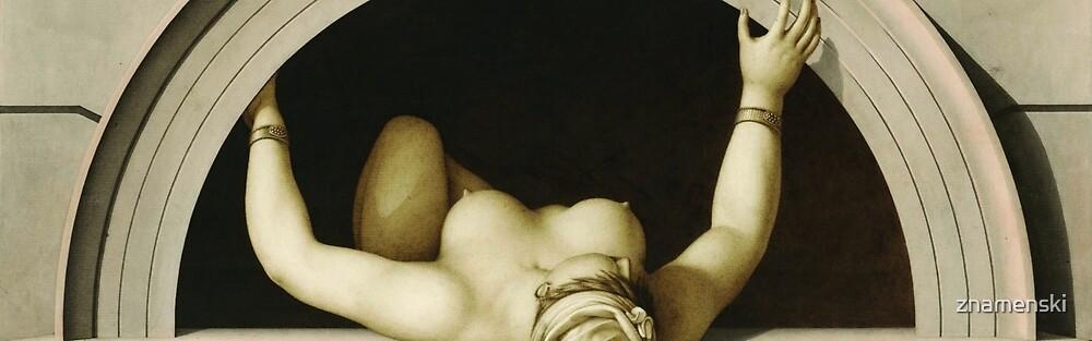 Jean-Jacques Lequeu by znamenski