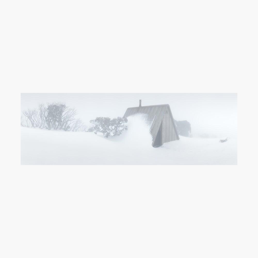 Diamantina Hut, Mt Hotham, Victoria, Australia Photographic Print