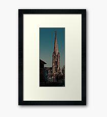 Hunter Ballie, Annandale Framed Print