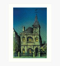 35 Johnston Street, Annandale Art Print