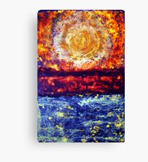 Creation 2 Spirit series Canvas Print