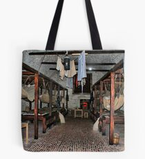 The Dungeon, Edinburgh Castle Tote Bag