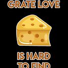Grate love is hard to find by fashprints
