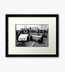 The Modern 50's Framed Print