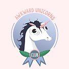 Ungeschickter Unicorns Club von agrapedesign