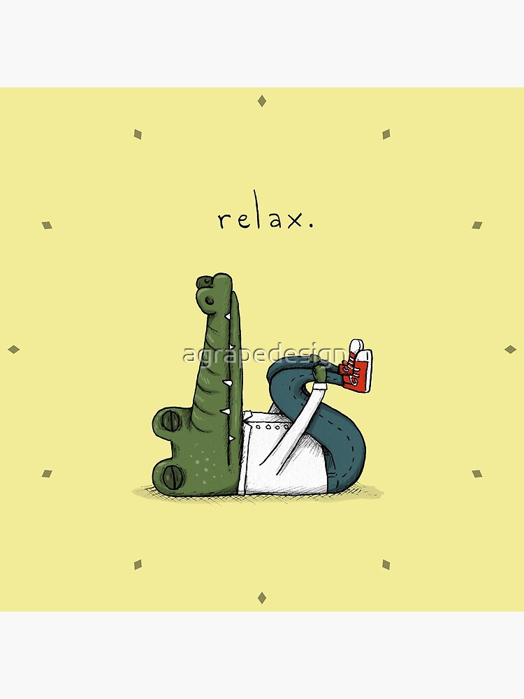 Relax by agrapedesign