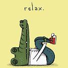 Entspannen Sie Sich von agrapedesign