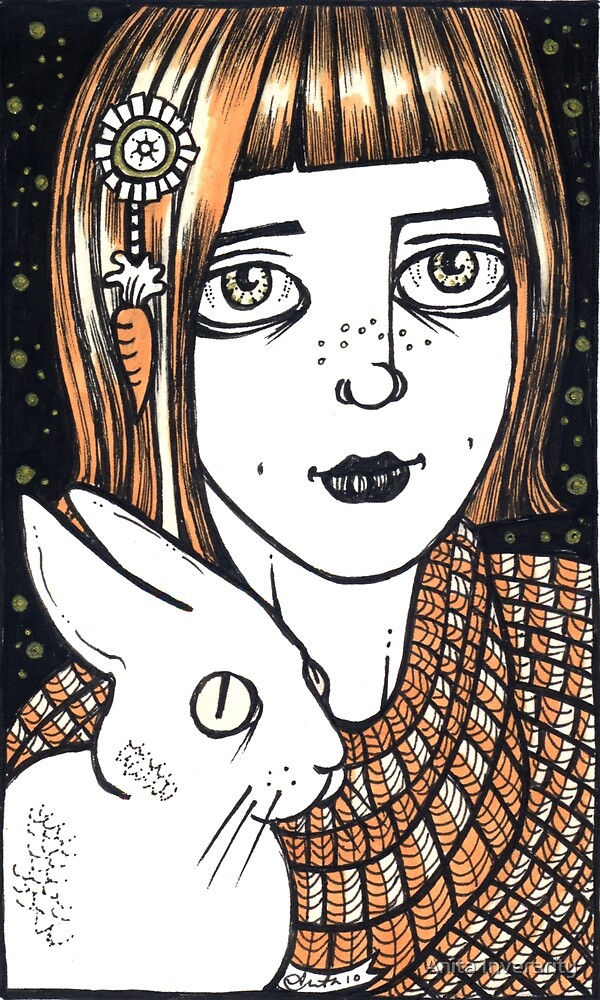 Morag by Anita Inverarity