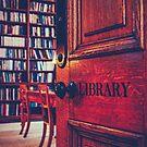 Renommierte Universitätsbibliothek von mrdoomits