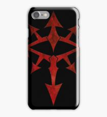 The Eye of Chaos iPhone Case/Skin