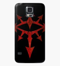 The Eye of Chaos Case/Skin for Samsung Galaxy