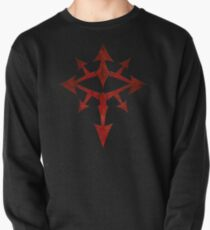 The Eye of Chaos Pullover Sweatshirt