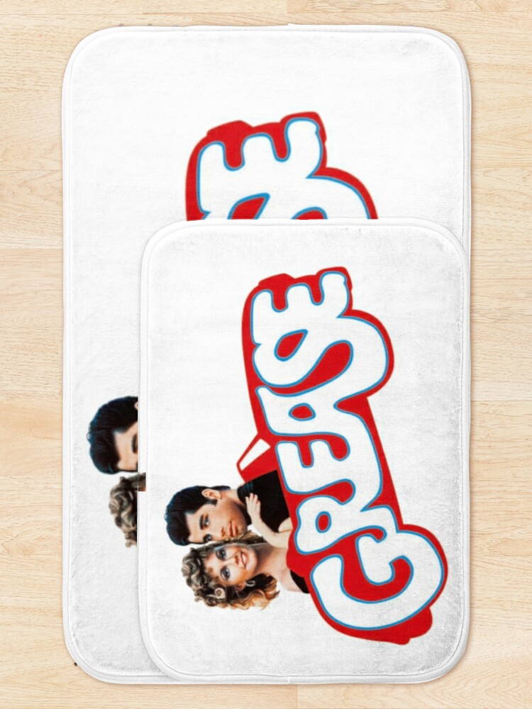 Alternate view of Grease is the word Bath Mat