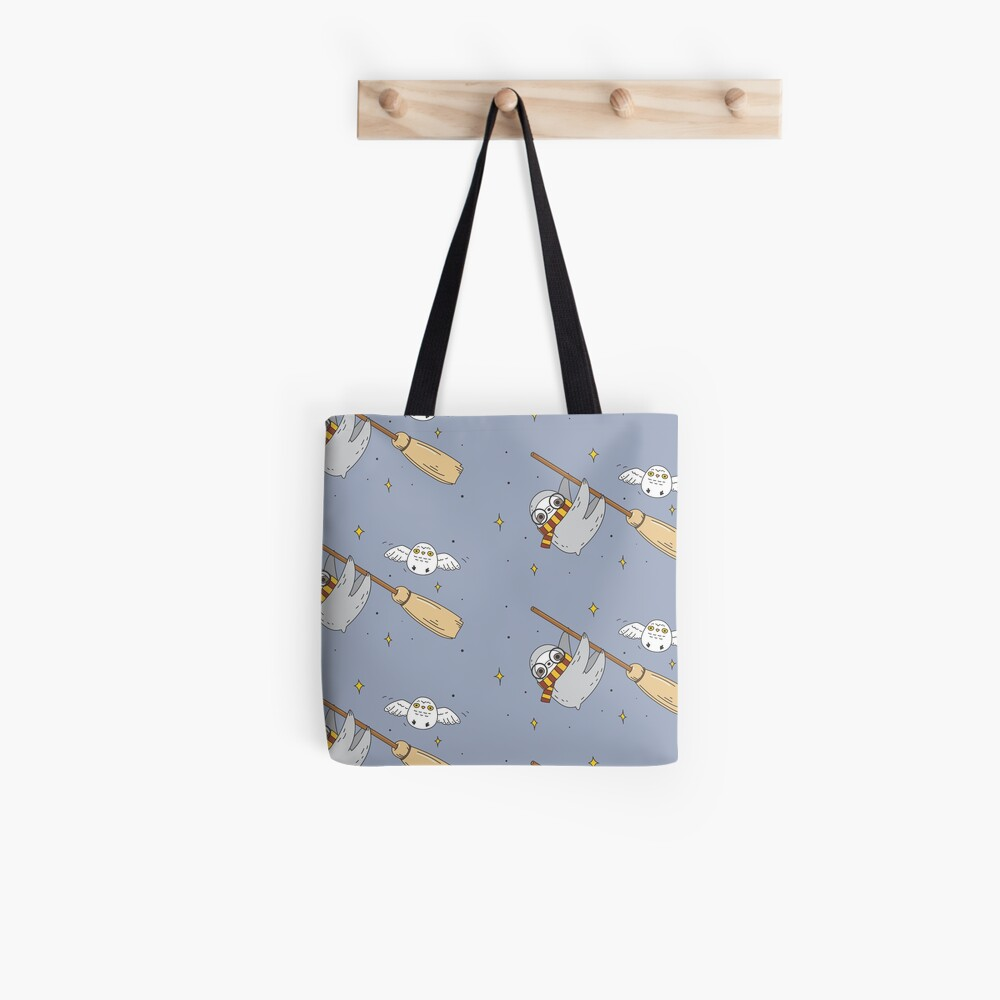 Harry the sloth  Tote Bag