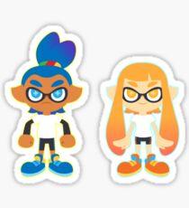 SQUID KIDS Sticker