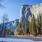 Yosemite, El Capitan by Dave Hare