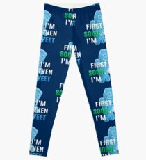First I'm Sour, Then I'm Sweet Leggings