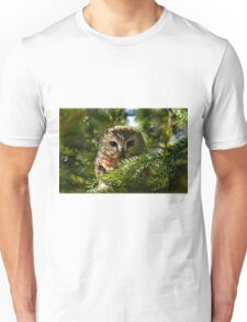 Northern Saw Whet Owl - Amherst Island, Ontario, Canada T-Shirt