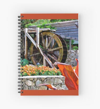 What Goes Around...Comes Around ! Spiral Notebook