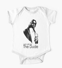 "Just Call Me ""The Dude"" Kids Clothes"