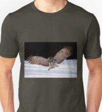 Great Gray Owl Unisex T-Shirt