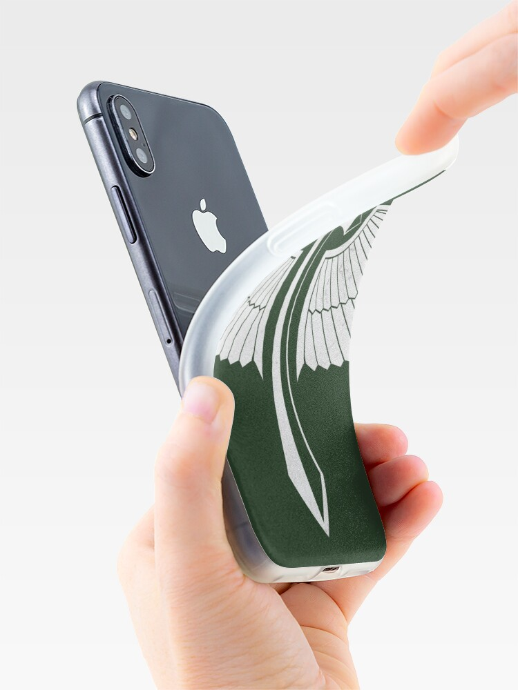 Alternate view of The winged Sword iPhone Case & Cover