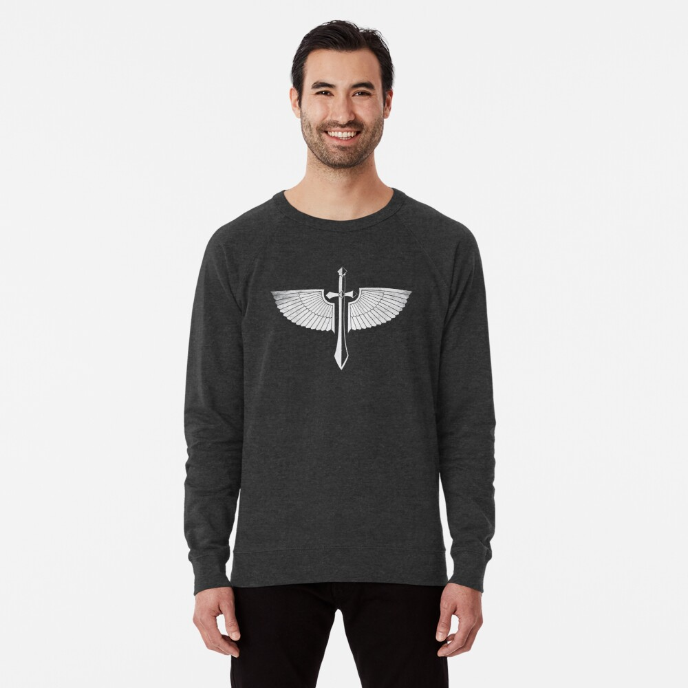 The winged Sword Lightweight Sweatshirt