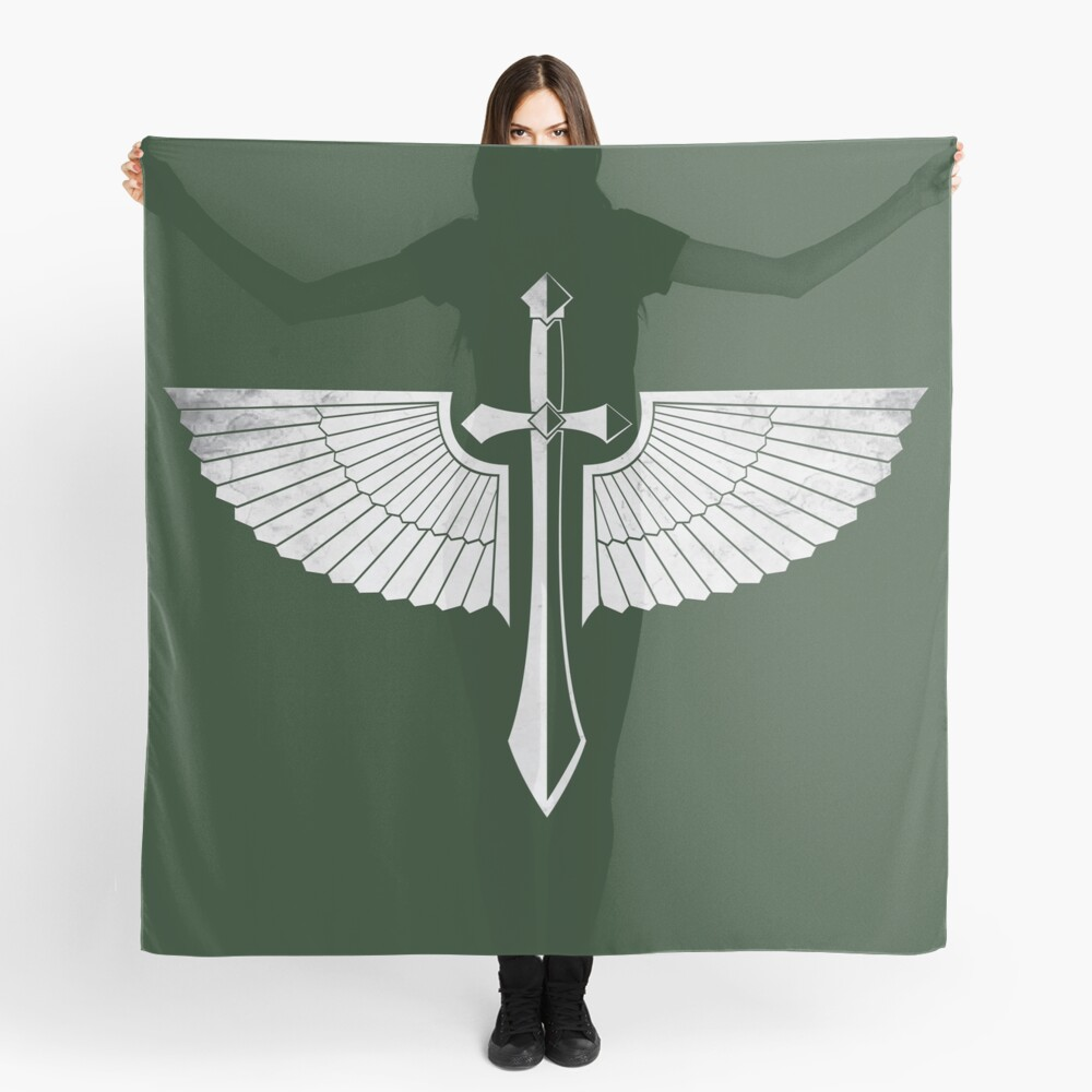The winged Sword Scarf