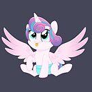 Flurry Heart  by Raspberry Studios